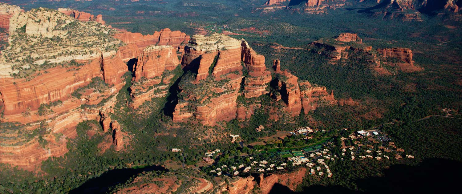 residential subdivision in enchantment resort sedona