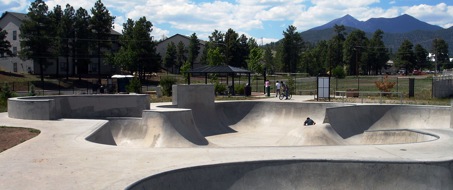 bmx park in flagstaff